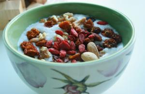 majhni pogosti obroki goji jagode