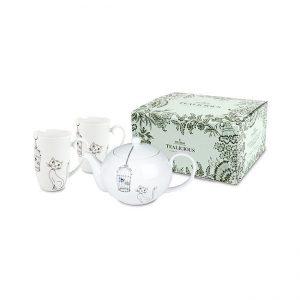 čajniki iz porcelana