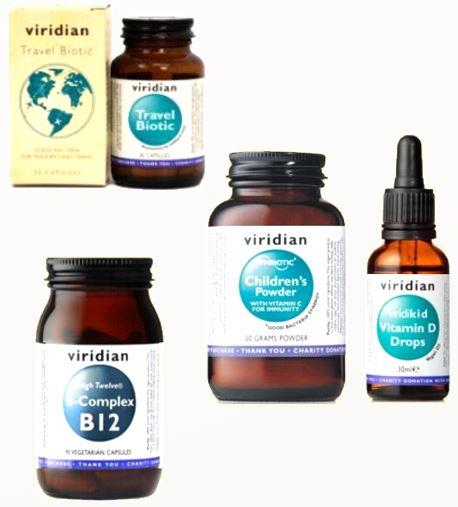 Etični Vitamini Viridian