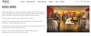 spletni marketing ženska oblačila